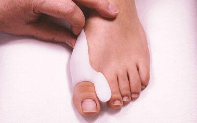 Gyógypedikűr III. – Tehermentesítők, deformált lábak kezelése – ÚJ KÉPZÉS
