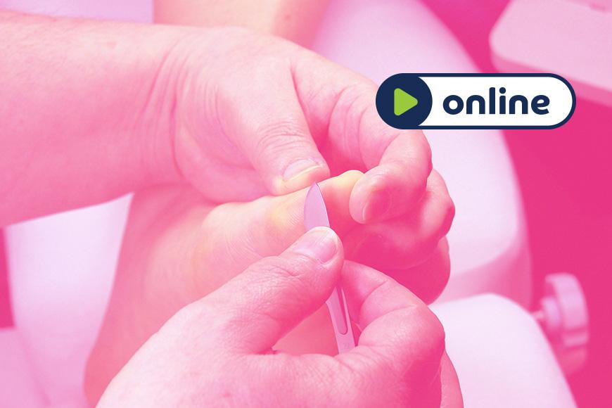 Online - Gyógypedikűr 1 képzés - Aphrodite Oktatási Centre