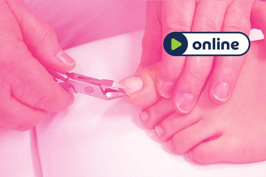Online - Gyógypedikűr 2 továbbképzés - Aphrodite Oktatási Centrum