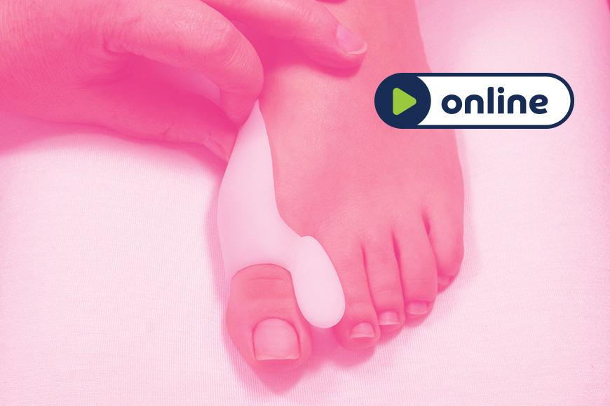 Online - Gyógypedikűr 3 továbbképzés - Aphrodite Oktatási Centrum